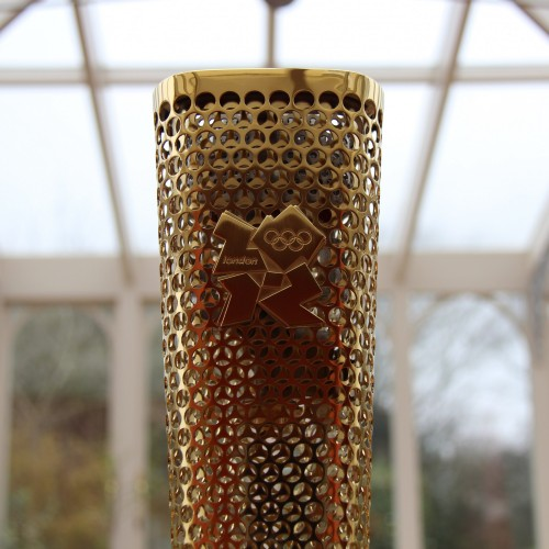Olympic Torch Front
