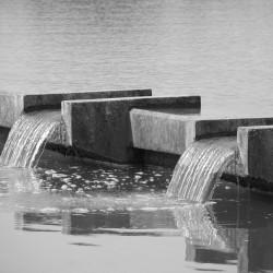 Weir in York