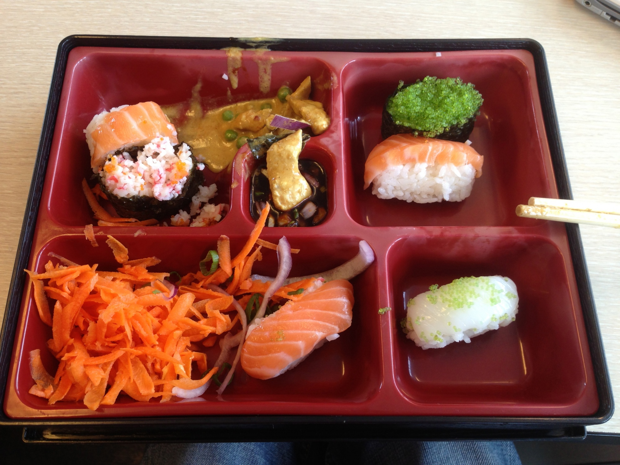 Sushi From fork()
