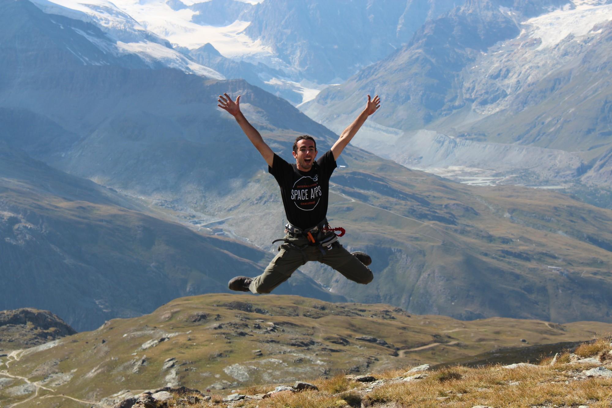 Hiking around the Matterhorn
